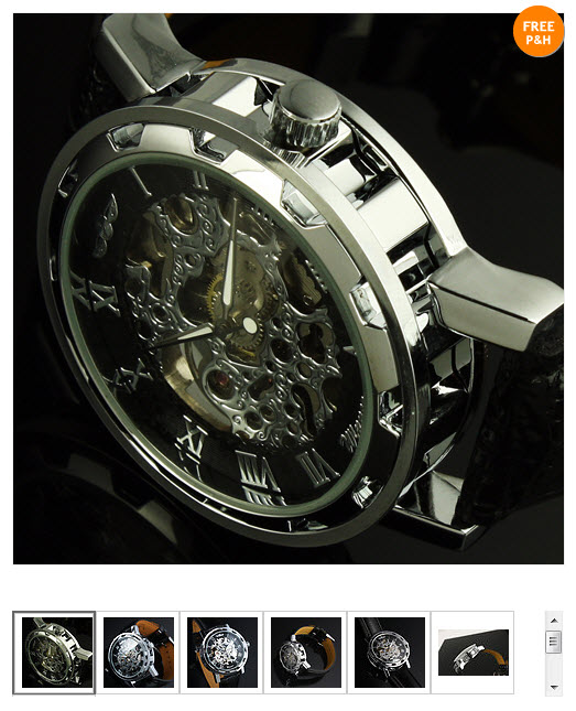 Photo of watch for sale on Ebay